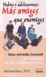 Cover of: Padres Y Adolescentes