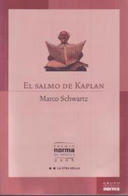 Cover of: El Salmo De Kaplan