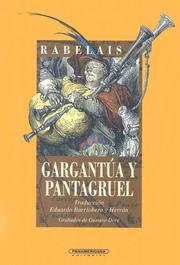 Cover of: Gargantua y Pantagruel