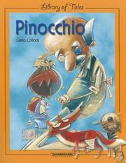 Cover of: Pinocchio (Library of Tale)