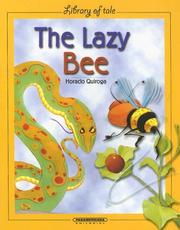 Cover of: The Lazy Bee (Library of Tale)