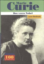Cover of: Marie Curie Dos Veces Nobel