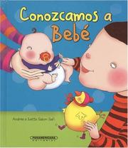 Cover of: Conozcamos a Bebe/ Let's Learn About the Baby