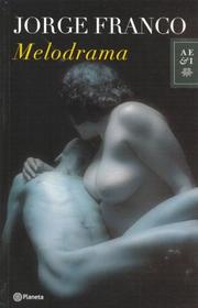 Cover of: Melodrama