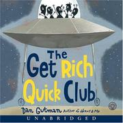 Cover of: The Get Rich Quick Club CD