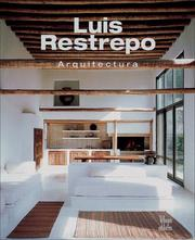 Cover of: Luis Restrepo