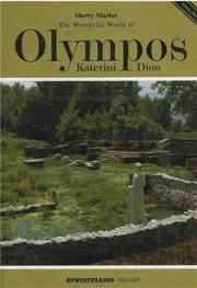Cover of: W.W.Greece Olympos Katerini Di
