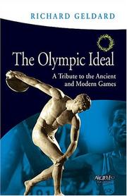 Cover of: The Olympic Ideal
