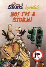 Cover of: No I'm A Stork (Flying Starts) (Flying Starts)
