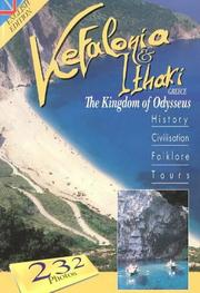 Cover of: Kefalonia and Itahaki