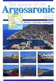 Cover of: The Islands of the Argosaronic Gulf