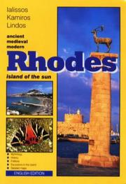 Cover of: Rhodes