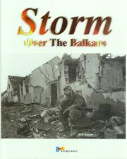 Cover of: Storm over the Balkans