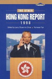 Cover of: The other Hong Kong report