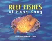 Cover of: Reef fishes of Hong Kong