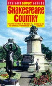 Cover of: Shakespeare Country Insight Compact Guide