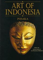 Cover of: Art of Indonesia