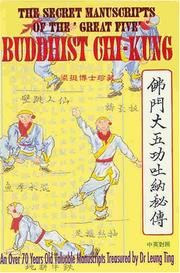 Cover of: Secret Manuscript of the 'Great Five' Buddhist Chi-Kung