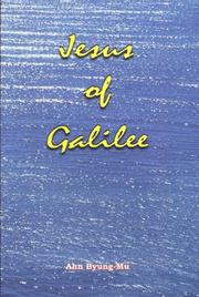 Cover of: Jesus of Galilee |