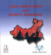 Cover of: China Employment and Benefits Handbook