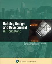 Cover of: Building design and development in Hong Kong