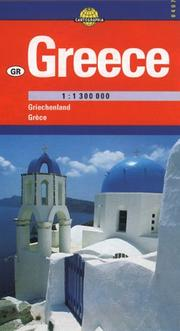 Cover of: Greece Map