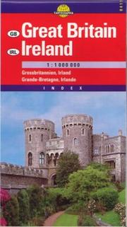 Cover of: Great Britain - Ireland Map