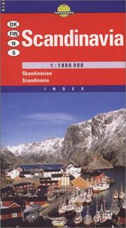 Cover of: Scandinavia Map