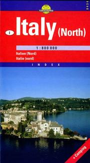 Cover of: Italy, North