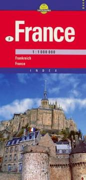 Cover of: France (Cartographia International Road Map)
