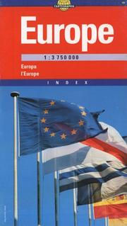 Cover of: Europe Map