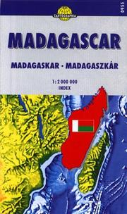 Cover of: Madagascar (Cartographia International Road Map)