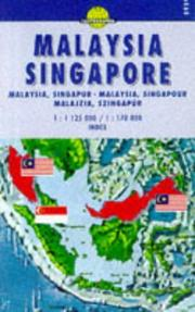 Cover of: Malaysia - Singapore (Cartographia Map)