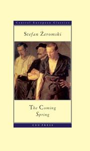 Cover of: The Coming Spring