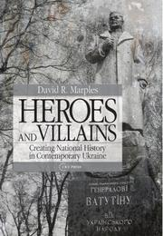 Cover of: Heroes and villains