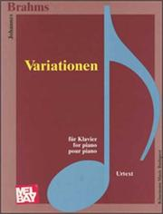 Cover of: Variations