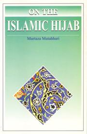 Cover of: On the Islamic HIJAB