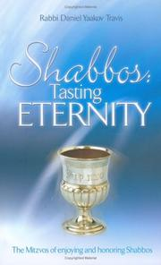 Cover of: Shabbos | Rabbi Daniel Yaakov Travis