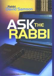 Cover of: Ask the Rabbi