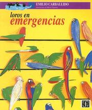 Cover of: Loros En Emergencias