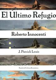 Cover of: El Ultimo Refugio/ the Last Refugee
