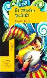 Cover of: El Medio Pollito by Rosario Ferre