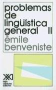 Cover of: Problemas de Linguistica General II