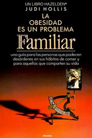 Cover of: LA Obesidad Es UN Problema Familiar