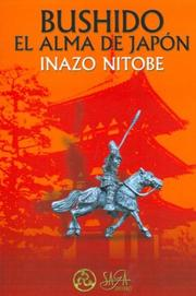 Cover of: Bushido El Alma de Japon