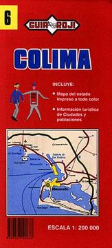 Cover of: Colima State (State Maps)