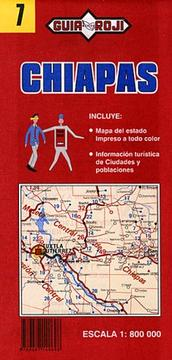 Cover of: Chiapas State (State Maps)