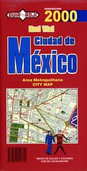 Cover of: Mexico City: City Plan