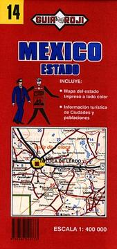 Cover of: Mexico State: Scale 1:400,000