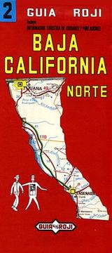 Cover of: Baja California Norte State (State Maps)